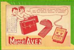 Buvard & Blotting Paper : Marcel Havez  COUDEKERQUE BRANCHE - Transports