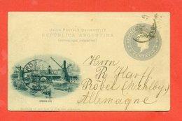 INTERI POSTALI - ARGENTINA - Interi Postali
