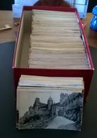 Lot De 1000 Cartes Cpa Divers France Pas De Carnet Ni Lourdes Lot Tres Propre Type Drouille - Postcards