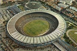 BRASIL  TURISTICO RIO DE JANEIRO STADE DE MARACANA - Football