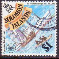 SOLOMON ISLANDS 1986 SG #561 $1 Used Operation Raleigh - Solomon Islands (1978-...)