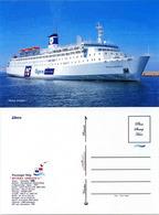 """Ship Postcards - Passenger   Ship """"Riviera Adriatica  """"    Read Description - Non Classificati"""