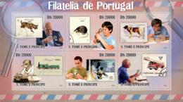 S. TOME & PRINCIPE 2010 - Stamps Of Portugal 6v - YT 3687-3692, Mi 4673-4678 - Sao Tome And Principe