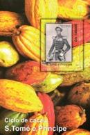 S. TOME & PRINCIPE 2010 - Cycle Of Cocoa (S/S 1) S/s - YT 585, Mi 4740/BL.808 - Sao Tome And Principe