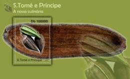 S. TOME & PRINCIPE 2010 - Culinary Of Sao Tome & Principe (S/S2) S/s - YT 589, Mi 4724/BL.804 - Sao Tome And Principe