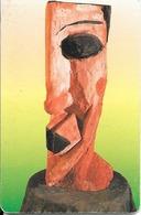 CARTE-PUCE-LUXEMBOURG-50U-SC11-SC7-1996-ART CONTEMPORAIN-8-Moritz Ney-V°Sans N° Série--TBE - Luxemburg