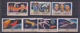 D20. Manama - MNH - Space - Spaceships - Astronauts - Apollo 16 - Autres