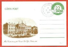 INTERI POSTALI -IRLANDA - Interi Postali