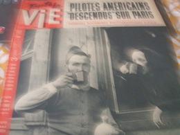 VIE /EDITH PIAF PRISONNIERS/BOMBES NANTES PARIS /MUSSOLINI SASSO /TINO ROSSI /LE CORBEAU CLOUZOT - 1900 - 1949