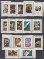 O20. Umm Al Qiwain - MNH - Space - Spaceships - Astronauts - Deluxe - Autres