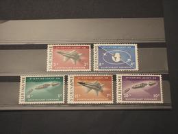 SURINAME - 1964 SPAZIO VALORI - NUOVI(++) - Suriname