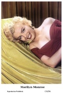 MARILYN MONROE - Film Star Pin Up PHOTO POSTCARD- Publisher Swiftsure 2000 (C33/96) - Postales