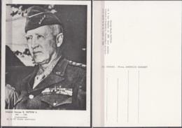 CPM Général George Smith Patton Neuf ** - Hommes Politiques & Militaires