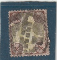 ANGLETERRE -   N° 112  Roi 4 D  --- Côte 20€ - Used Stamps
