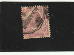 ANGLETERRE -   N° 111  Roi 3 D  --- Côte 15€ - Used Stamps