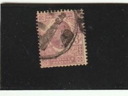 ANGLETERRE -   N° 111  Roi 3 D  --- Côte 15€ - 1902-1951 (Kings)