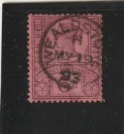 ANGLETERRE -   N° 100  Jubilé 6 D   --- Côte 15€ - 1840-1901 (Victoria)
