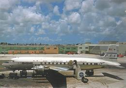 PAA Pan American World Airways McDonnell Douglas DC-6B N6519C DC-9  Avion Aviation DC6 Aiplane DC-6 Luft PAN AM - 1946-....: Era Moderna