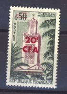 Réunion :   Yv  351  ** - La Isla De La Reunion (1852-1975)