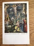 Abtei Frauenwörth Im Chiemsee - Devotieprenten