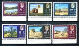 1964 SHARJAH SET MNH ** 16/21 PA - Sharjah