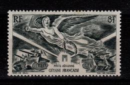 Guyane - YV PA 28 N* Victoire - Unused Stamps