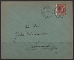 Luxembourg 1935 Cover, Wiltz - Luxemboirg 15/05/1935  (Ref: 1914) - Luxembourg
