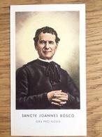 Sancte Joannes Bosco, Ora Pro Nobis, Salesianen Rijswijk 1958 - Devotieprenten