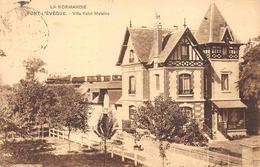 Pont L'Evêque Train - Pont-l'Evèque
