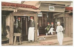 Albania Albanie Carte Postale Postcard Mint Ca.1915 Shkodra Scutari - Albanie