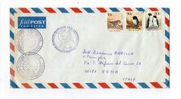 MK813 - NUOVA ZELANDA , RICERCHE ITALIANE IN ANTARTIDE 1989 - Nuova Zelanda