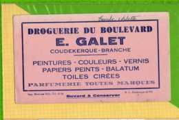 Buvard & Blotting Paper : Droguerie Du Boulevard E.GALET  COUDEKERQUE BRANCHE - Produits Ménagers