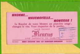 Buvard & Blotting Paper : Bijouterie FLEURUS  COUDEKERQUE BRANCHE - Textile & Vestimentaire