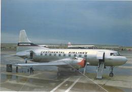 Continental Airlines Convair 240 N94238  Aviation At  FTW - 1946-....: Era Moderna