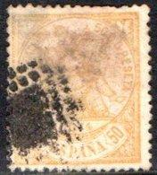 ESPAGNE N° 147 Allégorie De La Justice 1874 - 1873-74 Regentschaft