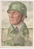 MILITARIA. GUERRE 39-45. PARACHUTISTE ALLEMAND. - Guerre 1939-45