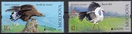 "MOLDAVIA /MOLDOVA /MOLDAWIEN  - EUROPA 2019 -NATIONAL BIRDS.-""AVES - BIRDS - VÖGEL -OISEAUX""- SERIE De 2 V. - 2019"