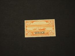 PAKISTAN - SERVIZIO - 1960/1 BARCONI 2 R. - NUOVI(++) - Pakistan