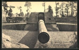 AK Moere, Pièce Du Leugenboom, Der Lange Max, Kanone Der Artillerie - War 1914-18