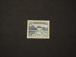 PAKISTAN - 1961/2 VEDUTA 25 P. - NUOVI(++) - Pakistan