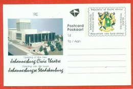 INTERI POSTALI - SUD AFRICA - Sud Africa (1961-...)