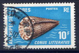 COMORES - 73° - CONUS LITTERATUS - Comores (1975-...)
