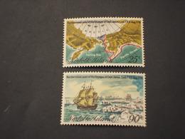 NORFOLK - 1978 COOK  2  VALORI. - NUOVI(++) - Isola Norfolk