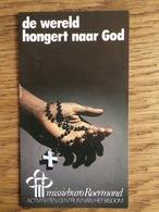 Missieburo Roermond, Psalm 63 - Devotieprenten