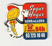 MAGNET - SEGUR HOGAR - SERRALLERS - Other