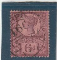 ANGLETERRE -  - N°  100  --  10 Pence  Côte 15 € - 1840-1901 (Victoria)
