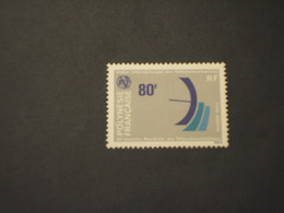 POLINESIA - P.A. 1978 UIT . - NUOVO(++) - Posta Aerea