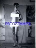 118838 REAL PHOTO SENSUAL WOMAN NUDE ARTISTIC NO POSTAL POSTCARD - Fotografie