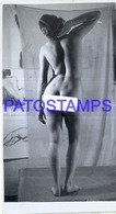 118849 REAL PHOTO SENSUAL EROTIC WOMAN NUDE ARTISTIC NO POSTAL POSTCARD - Fotografie