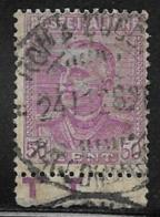 Italy Scott # 200 Used Victor Emmanuel, 1928 - 1900-44 Vittorio Emanuele III